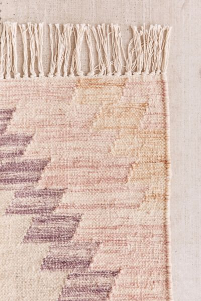 Sunbleached Kilim Rug Urban Outfitters