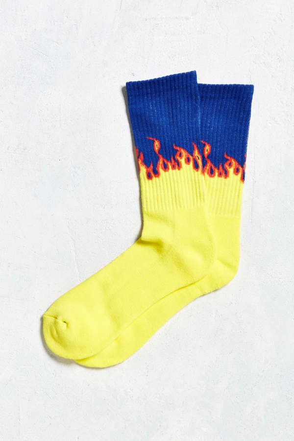 Flames Sport Sock