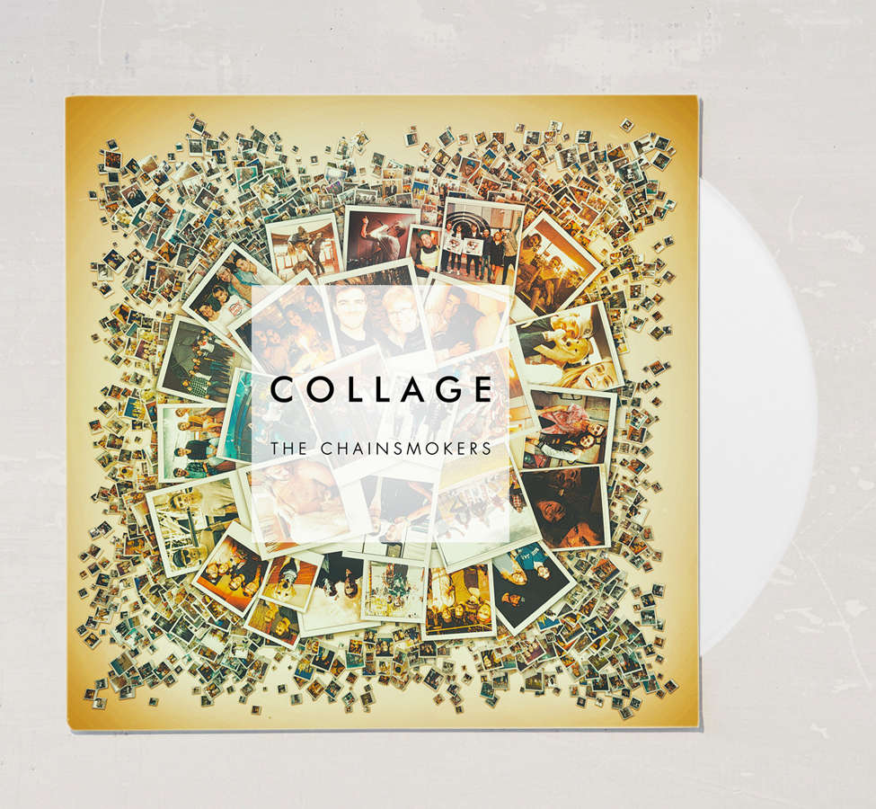 Slide View: 1: The Chainsmokers - Collage EP