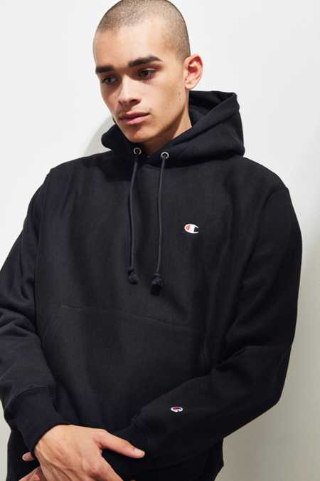 Slide View: 2: Champion Reverse Weave Hoodie Sweatshirt