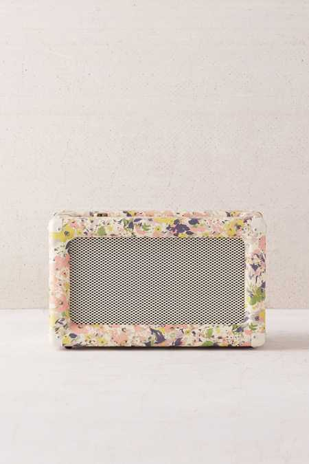 Crosley Harper Floral Wireless Speaker