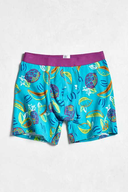 Tropical Fruit Boxer Brief