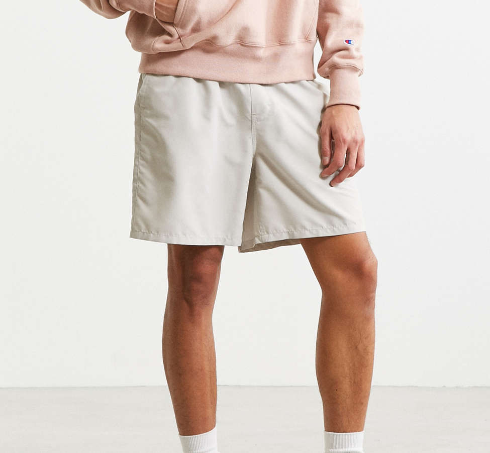 Slide View: 2: UO Slade Retro Volley Short