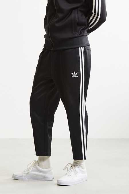 adidas Superstar Relaxed Cropped Track Pant