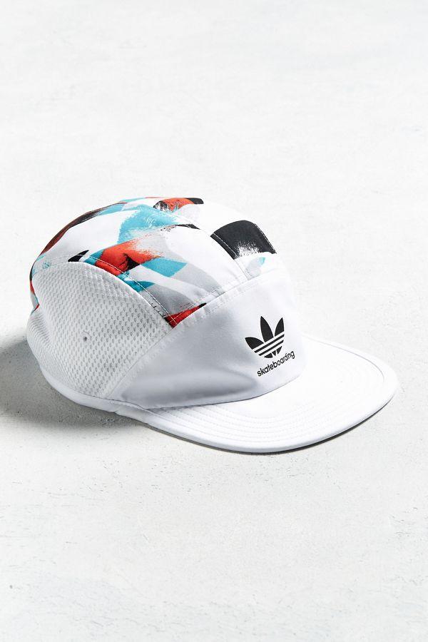 adidas Skateboarding Courtside Hype Hat  9d4cdbf47b8