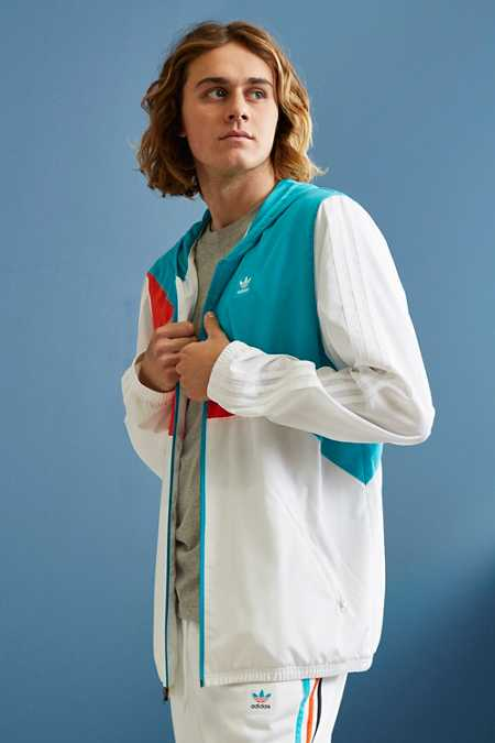 adidas Skateboarding Courtside Windbreaker Jacket