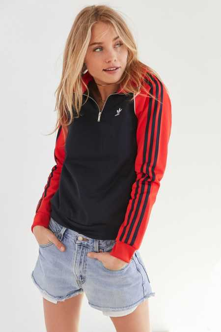 adidas Originals 1/2 Zip Track Jacket