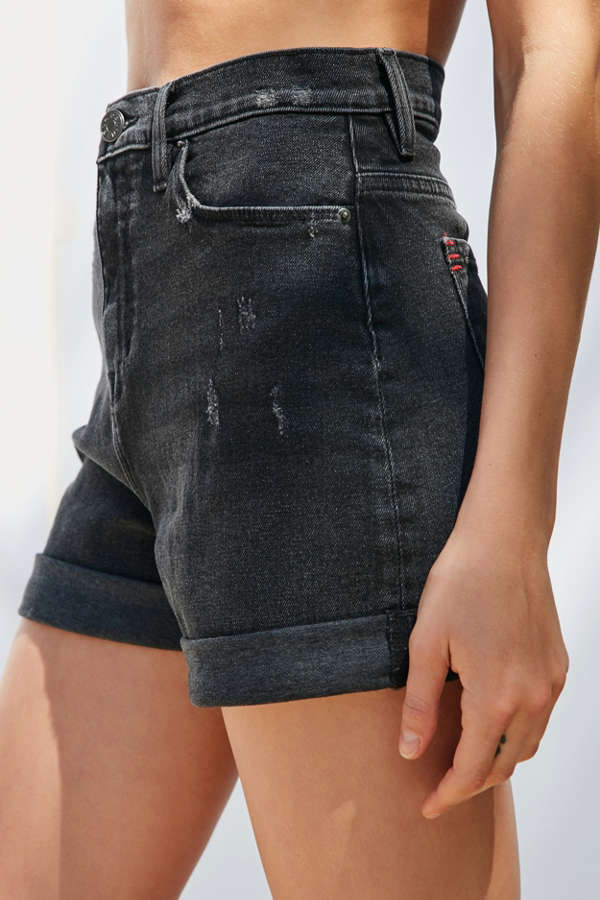BDG Mom High-Rise Denim Short | Urban Outfitters