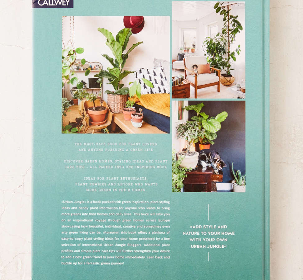 Slide View: 2: Urban Jungle: Living And Styling With Plants By Igor Josifovic & Judith de Graaff