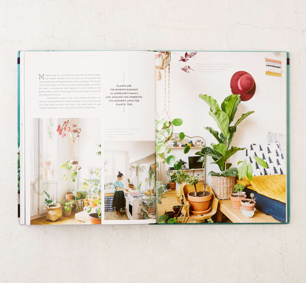Slide View: 6: Urban Jungle: Living And Styling With Plants By Igor Josifovic & Judith de Graaff