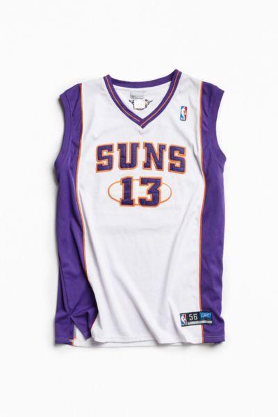 Vintage NBA Phoenix Suns Steve Nash Basketball Jersey