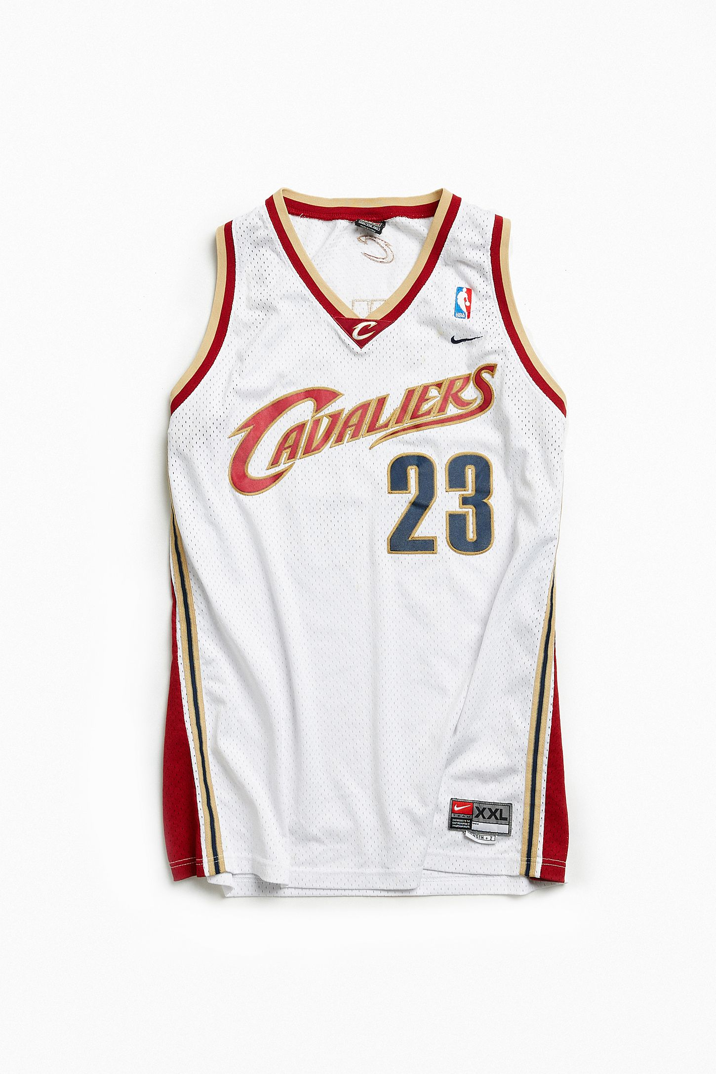 Vintage NBA Cleveland Cavaliers LeBron James Basketball Jersey ... 05937c62f