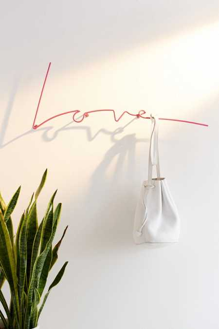 Love Wall Hook