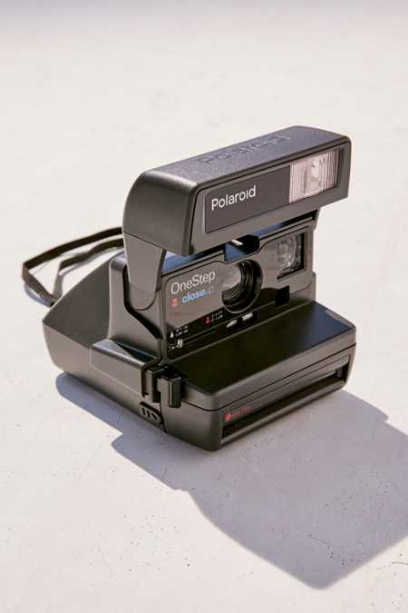 Impossible Polaroid 600 Close-Up Instant Camera