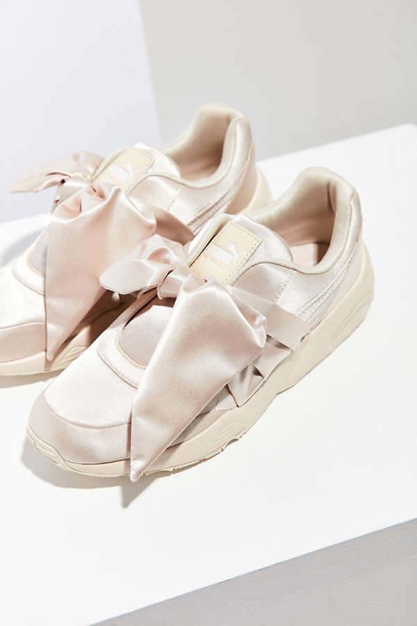 Relatively Puma Fenty by Rihanna Satin Bow Sneaker | Urban Outfitters IW12