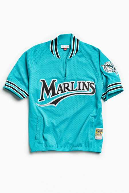 Mitchell & Ness 1995 Florida Marlins Batting Jersey
