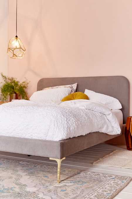 Agnes Upholstered Bed