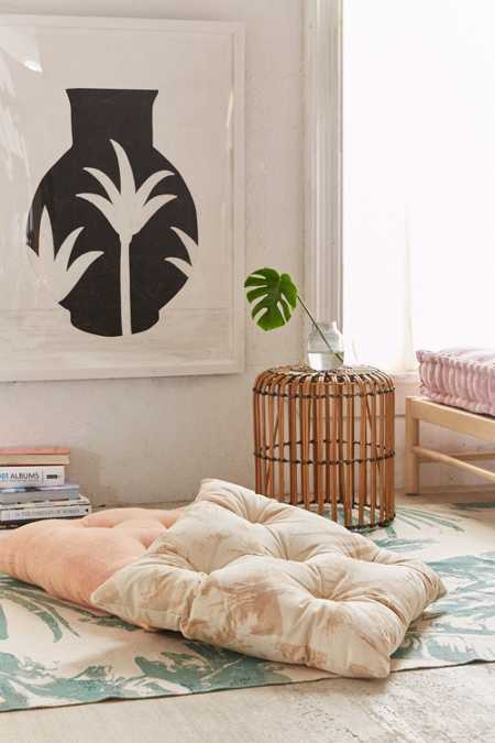 Monterey Palms Floor Pillow