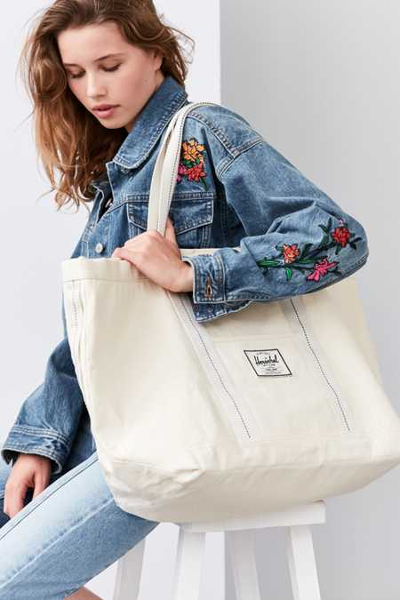 Herschel Supply Co. Bamfield Surplus Tote Bag