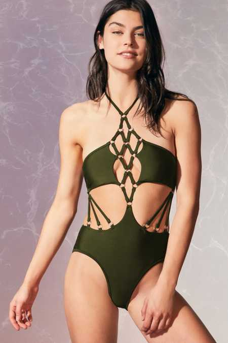 Thistle & Spire Orion One-Piece Swimsuit