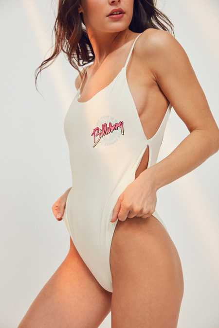 Billabong Tropical One-Piece Swimsuit