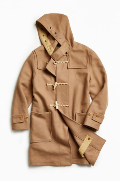 Gloverall X UO Wool Duffle Coat