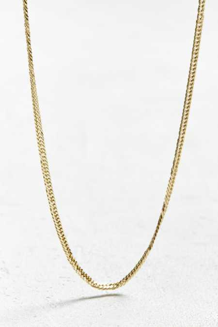 UO Miami Cuban Link Long Chain