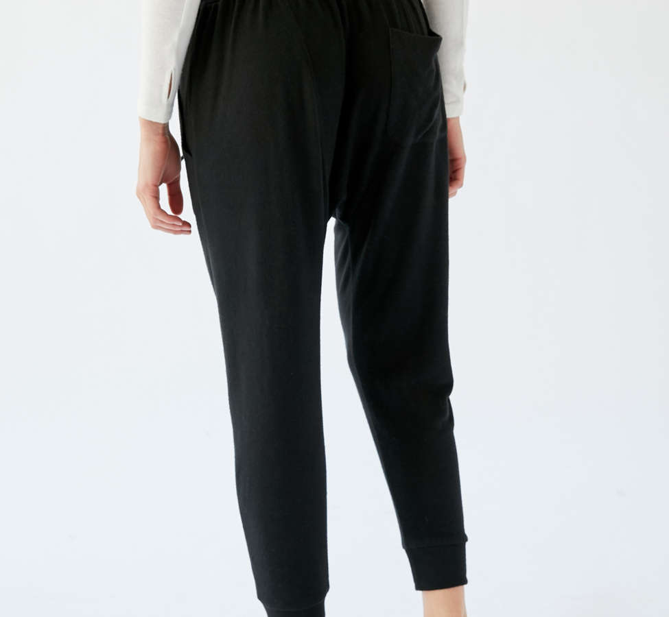 Slide View: 3: Out From Under Don't Wait Cozy Fleece Jogger Pant
