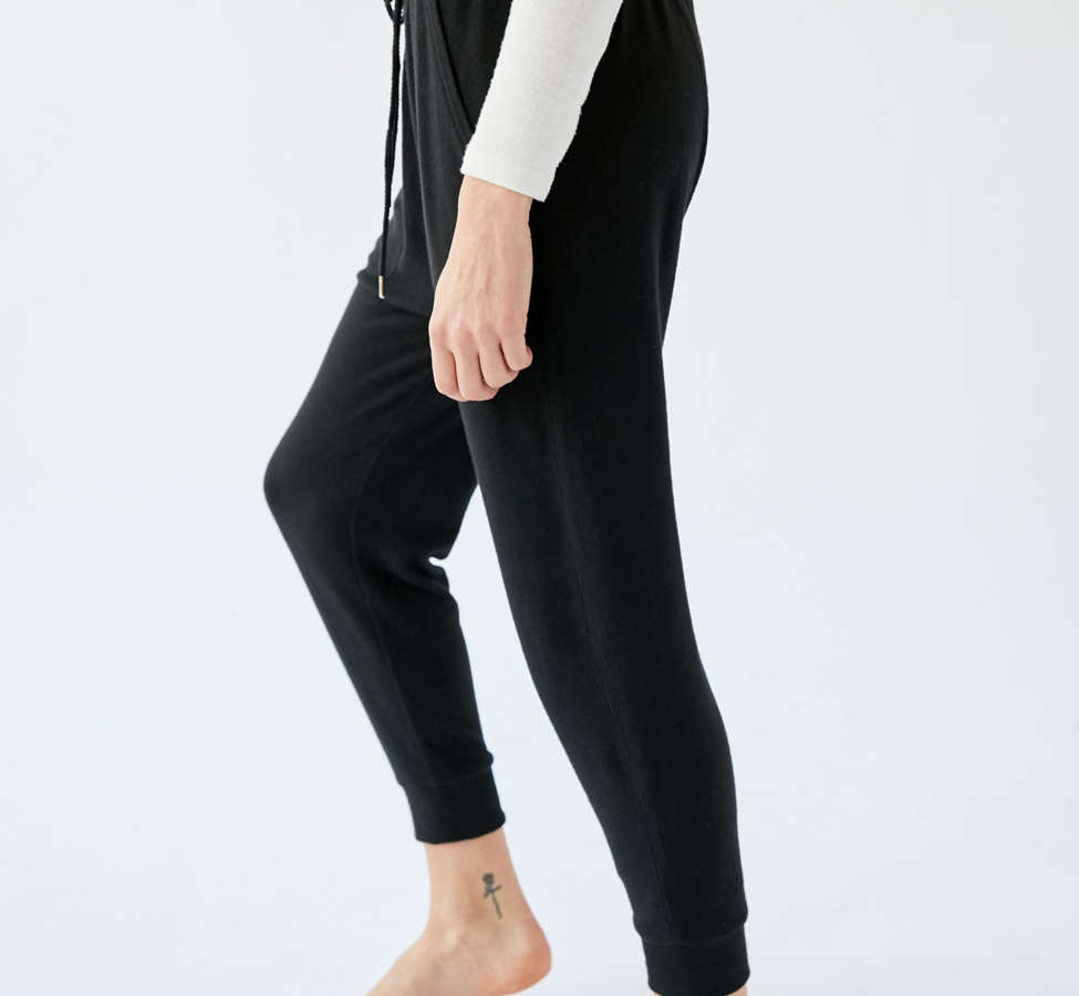 Slide View: 4: Out From Under Don't Wait Cozy Fleece Jogger Pant