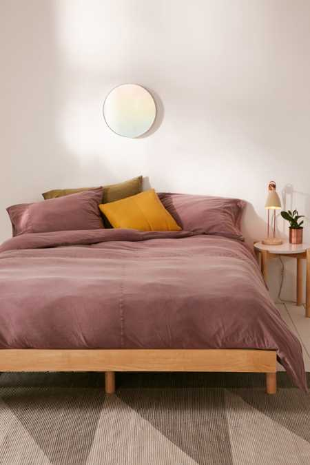 Frankie Pieced Jersey Duvet Cover