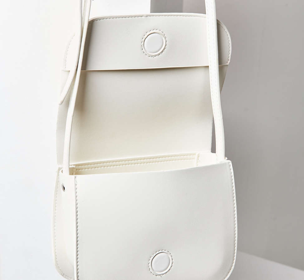 Slide View: 4: Sheryl Saddle Crossbody Bag