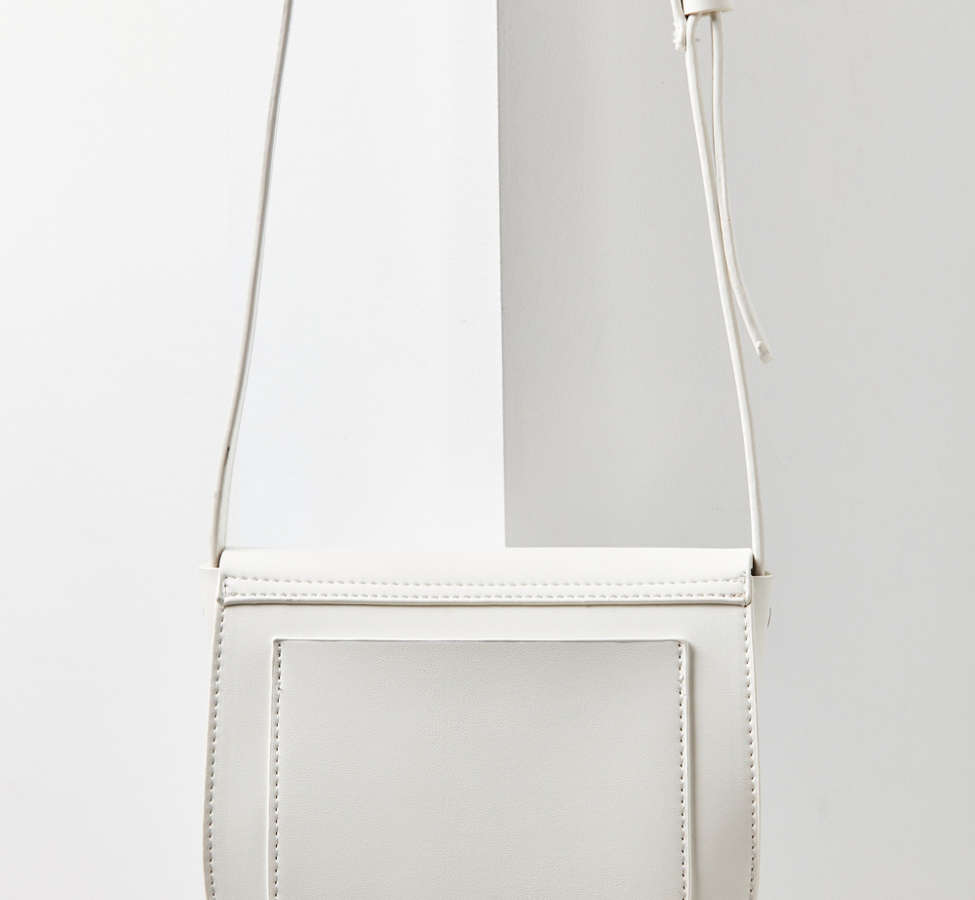 Slide View: 6: Sheryl Saddle Crossbody Bag