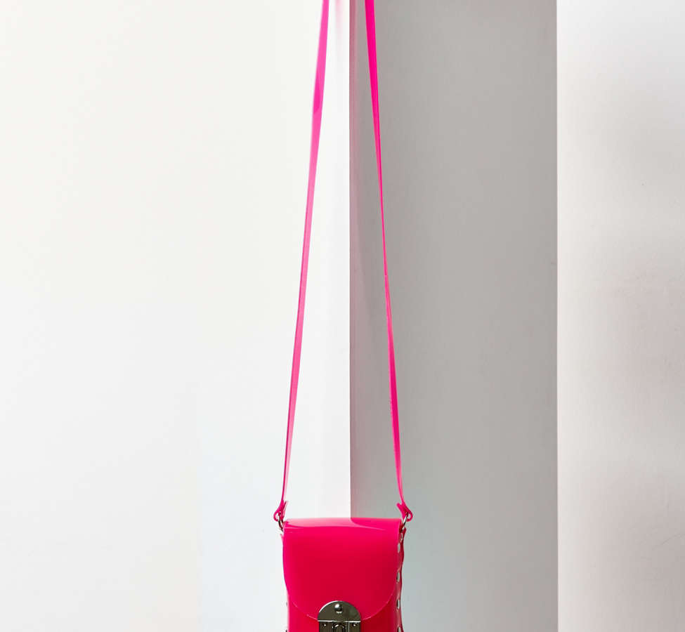 Slide View: 3: Dolly PVC Crossbody Bag