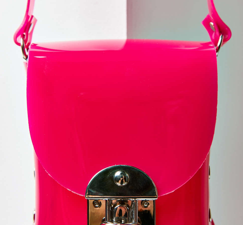 Slide View: 5: Dolly PVC Crossbody Bag