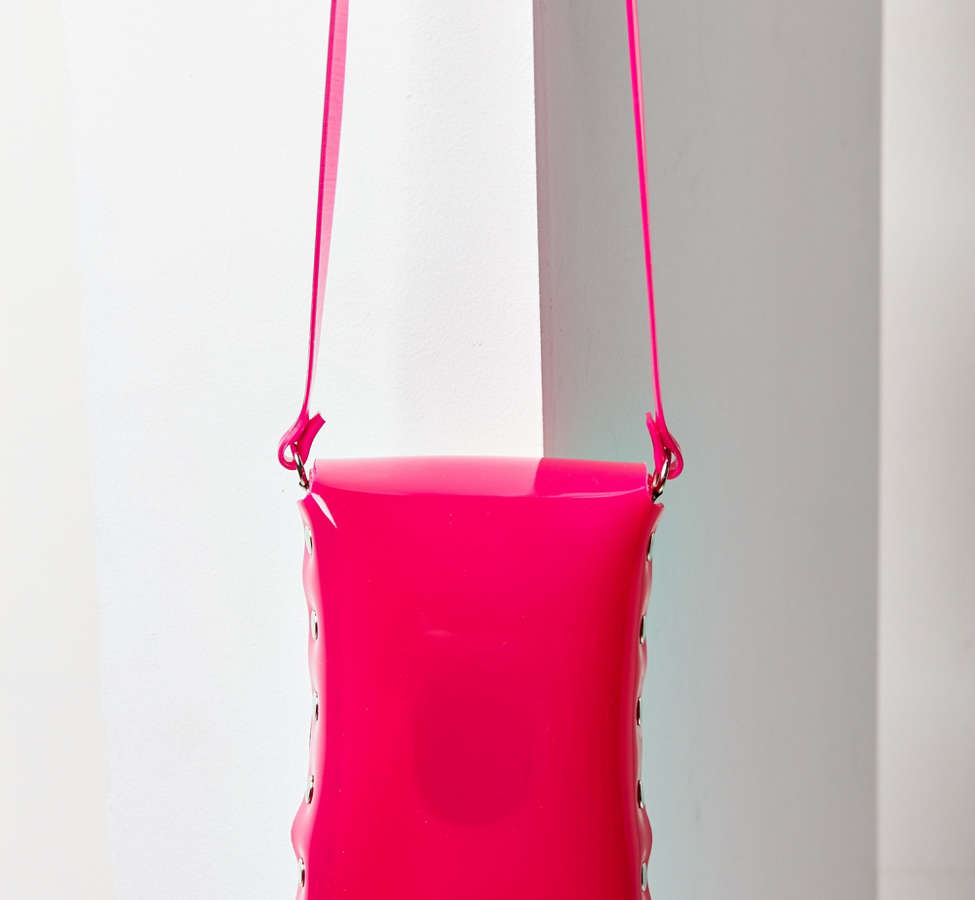 Slide View: 6: Dolly PVC Crossbody Bag