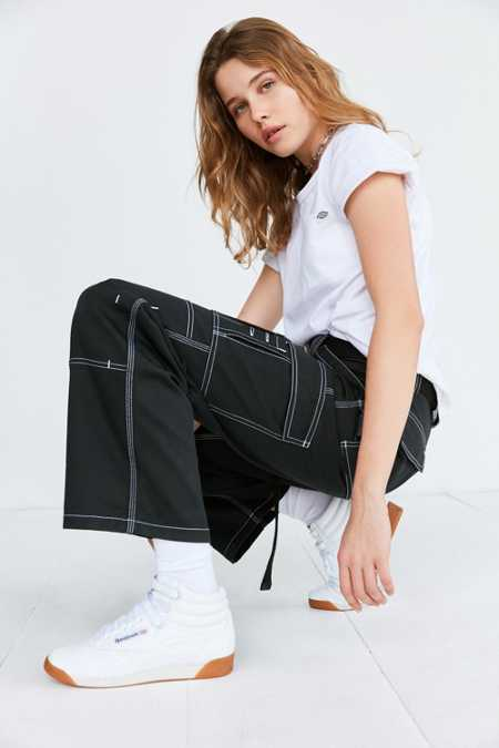 Dickies X UO Carpenter Contrast-Stitch Pant