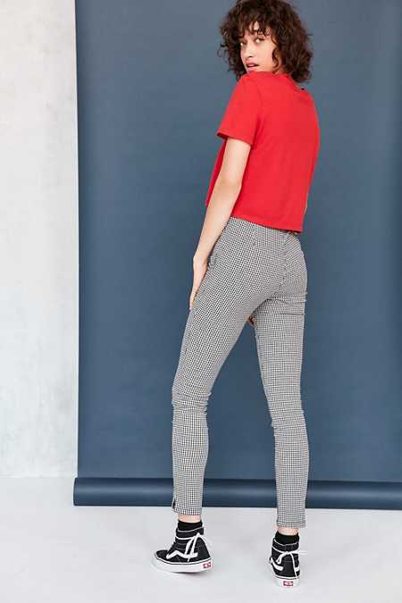 Slide View: 1: BDG Pinup Super High Rise Pant