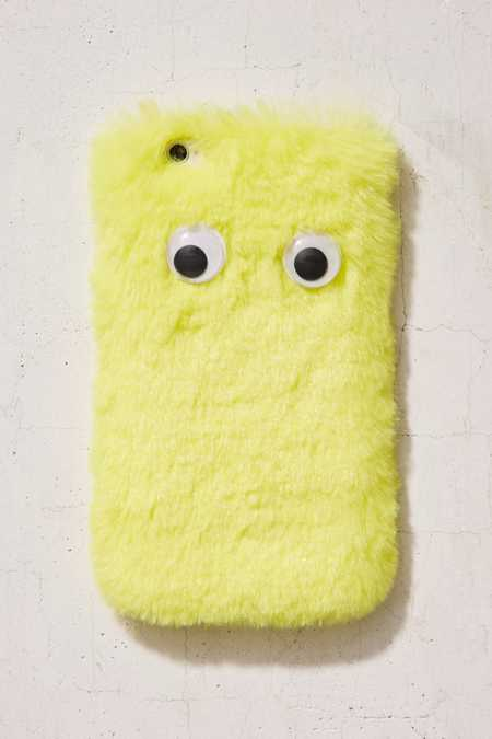 Yellow Furry Thing iPhone 6/6s Case