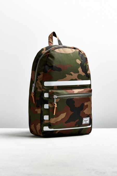 Herschel Supply Co. Settlement Offset Camo Backpack