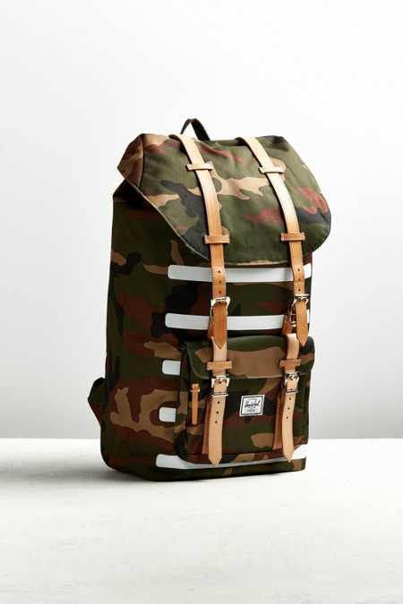 Herschel Supply Co. Little America Camo Backpack