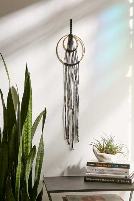 Edra String Hoop Wall Hanging