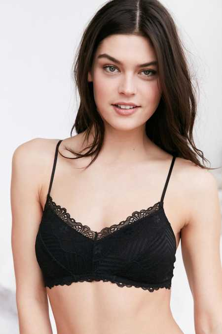 Nothing Too Strappy Lace Bralette