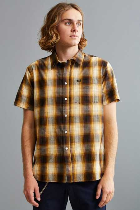 Loser Machine Bradbury Short Sleeve Button-Down Shirt