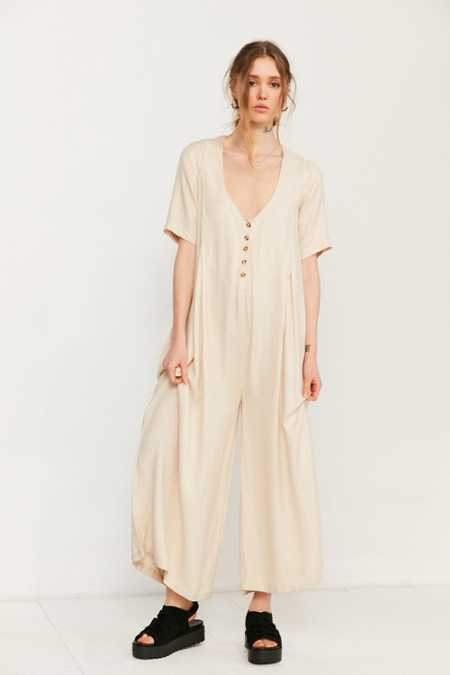 Vetiver Patti Extreme Wide-Leg Jumpsuit