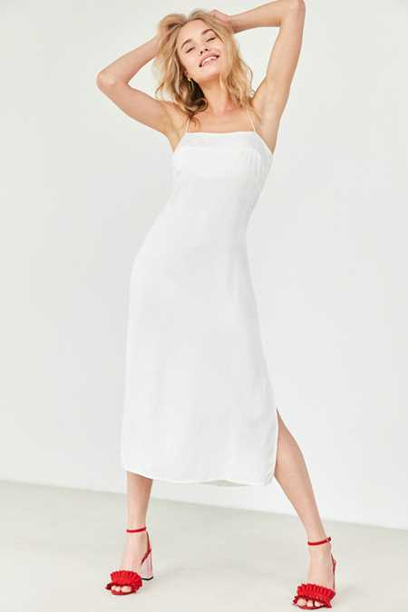 MLM Label Valen Midi Slip Dress