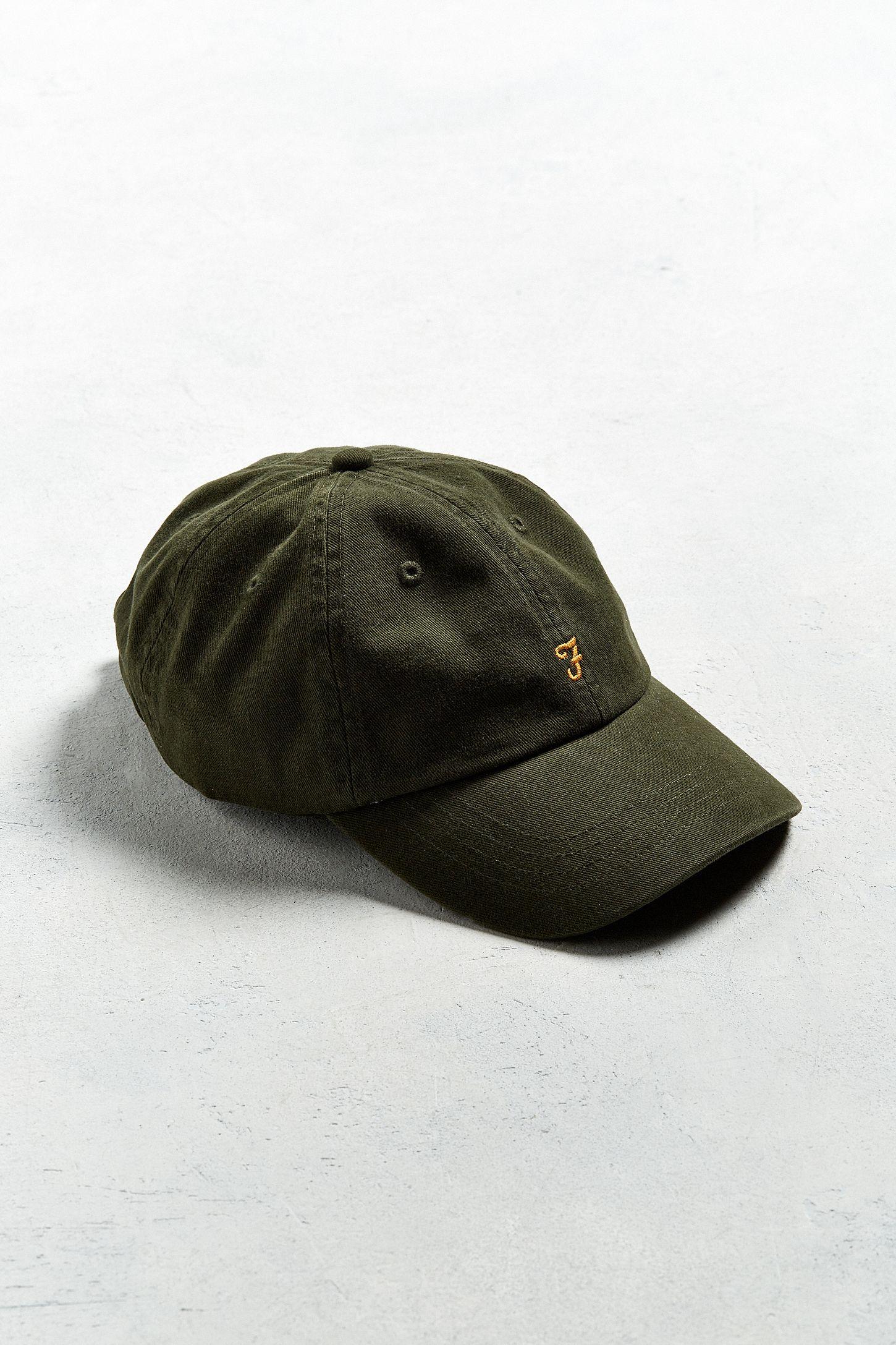 Farah Thorney Twill Baseball Hat  2a6e50a8832