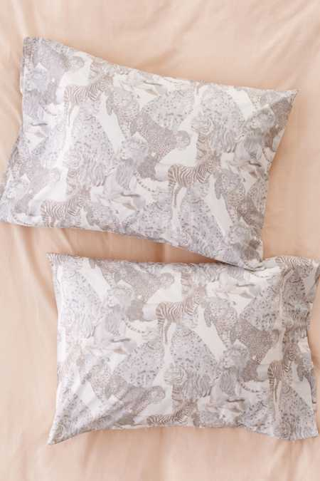 Wildcat Pillowcase Set