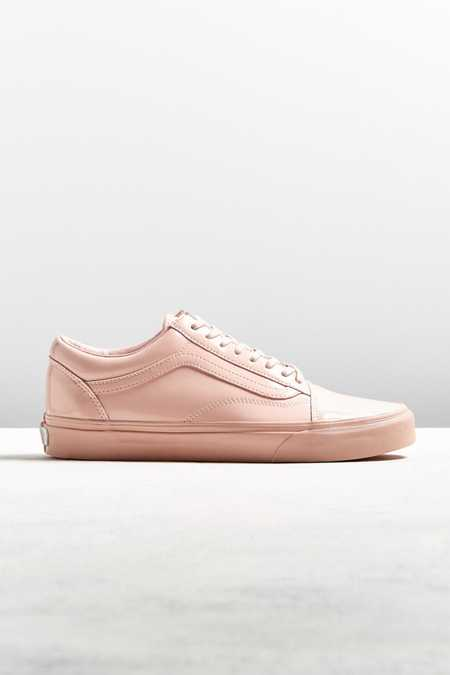 Vans Old Skool Patent Leather Mono Sneaker