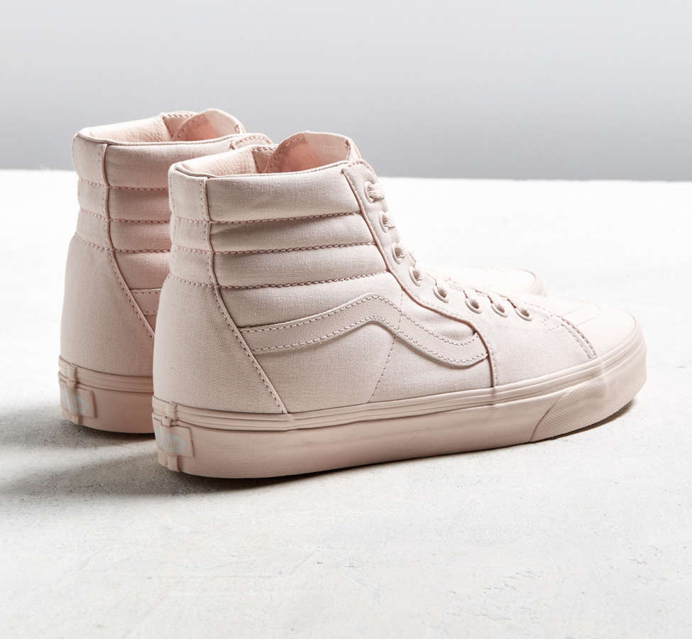 Slide View: 5: Vans Sk8-Hi Mono Canvas Sneaker