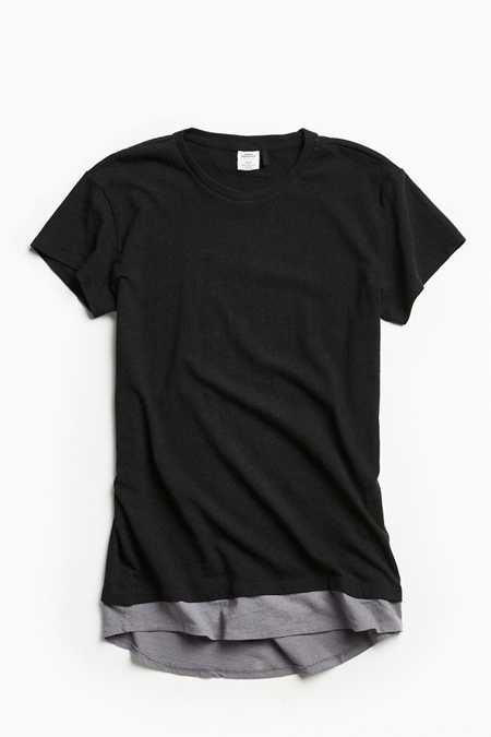 Double Layer Carson Tee